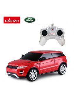 Машинка на радиоуправлении RASTAR RangeRover Evoque цвет красный, 1:24