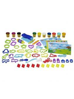 Набор для творчества Hasbro Play-Doh Набор для обучения дошкольников