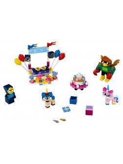 Конструктор LEGO Unikitty «Вечеринка» 41453 / 214 деталей
