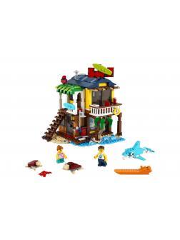 Конструктор LEGO Creator 3в1 «Пляжный домик серферов» 31118 / 564 детали