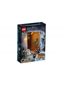 Конструктор LEGO Harry Potter «Учёба в Хогвартсе: Урок трансфигурации» 76382 / 241 деталь