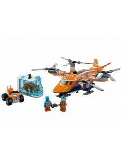 Конструктор Ll «Арктический вертолет» 28023 (City 60193) / 296 деталей