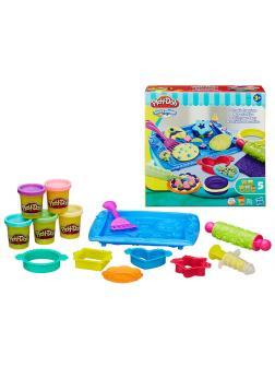 Набор для творчества Hasbro Play-Doh для лепки Магазинчик печенья