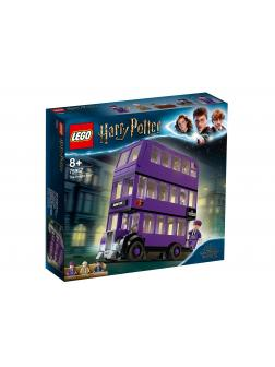 Конструктор LEGO Harry Potter «Автобус Ночной рыцарь» 75957 / 403 детали