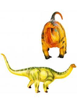 Фигурка динозавра «Брахиозавр» со звуковыми эффектами 63 см. Q9899-513A / микс