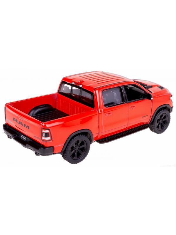 Металлическая машинка Kinsmart 1:46 «2019 Dodge RAM 1500» KT5413D, инерционная / Микс