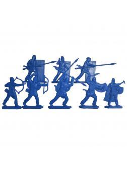 Солдатики Воины и Битвы «Персы» 1:32