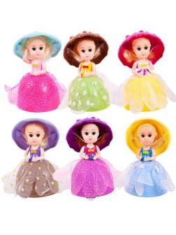 Cupcake Jelato. Кукла-кекс, 3 вида