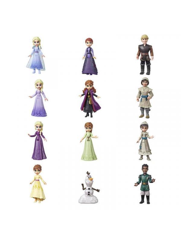 Кукла Hasbro Disney Princess Холодное сердце Мини-кукла в закрытой упаковке 12 видов