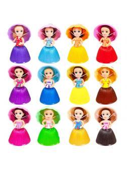 Кукла-кекс, EMCO, Mini Cupcake Surprise, серия 2, 12 видов
