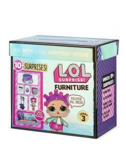 Игровой набор LOL Surprise с куклой OMG Furniture