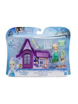 Игровой набор Hasbro Disney Princess Холодное сердце с маленькими куклами 3 вида