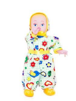 Кукла Настенька, озвученая 24 см СИ-280 / Кудесники
