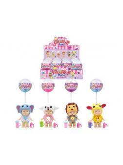 Пупс-куколка (сюрприз) в конфетке &