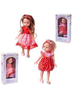 Кукла ABtoys, Времена года 30 см., 2 вида