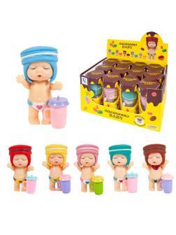 Пупс-куколка в коробочке, серия &