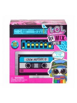 Игровой набор LOL Surprise Remix Pets с питомцем