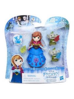 Кукла Hasbro Disney Princess Холодное сердце маленькая куклы с другом в ассортименте