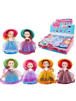 Кукла Кекс Cupcake 6 видов