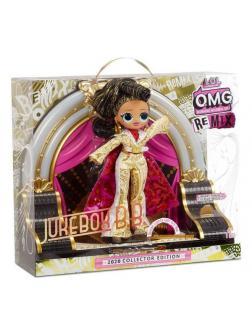 Кукла LOL SURPRISE OMG Jukebox B.B.- Remix