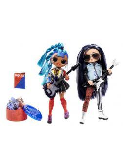 Набор кукол LOL SURPRISE OMG Музыкальный дуэт 2 куклы