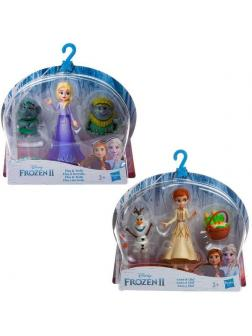 Игровой набор Hasbro Disney Princess Холодное сердце 2 фигурки Героиня с маленьким другом