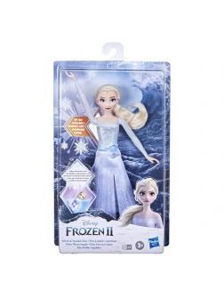 Кукла Hasbro Disney Princess Холодное сердце 2 Морская Эльза