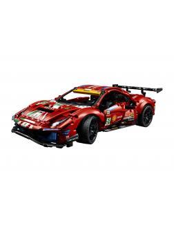 Конструктор LEGO Technic «Ferrari 488 GTE AF Corse #51» 42125 / 1677 деталей