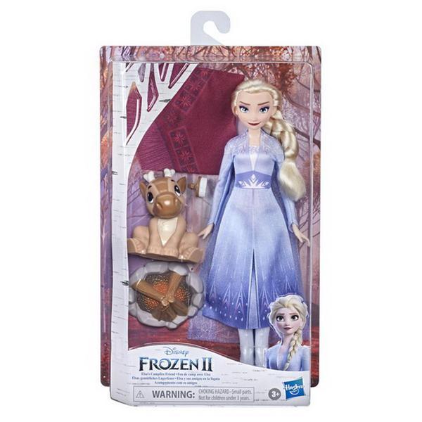 Игровой набор Hasbro Disney Princess Холодное сердце 2 Эльза у костра