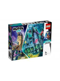 Конструктор LEGO Hidden Side «Заколдованный замок» 70437 / 1035 деталей