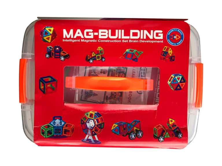Магнитный конструктор 188 деталей
