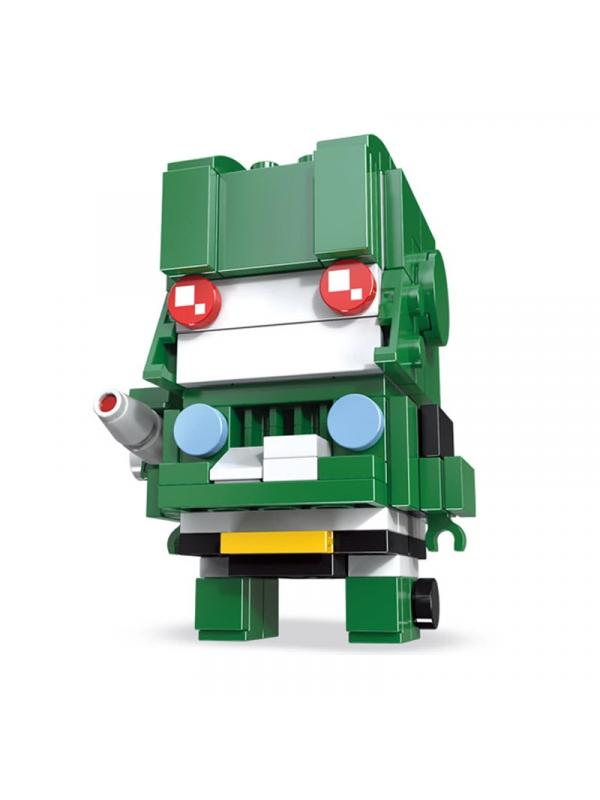 Набор конструкторов Decool «Фигурки BrickHeadz» 6859-64 / 6 шт.