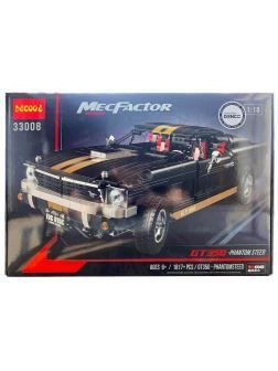 Конструктор Decool 1:10 «Ford Mustang GT 350-H» / 1817 деталей