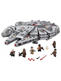 Конструктор «Сокол Тысячелетия» 66008 (Star Wars 75105) 1381 деталь