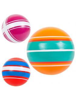 Мяч Джампа грунтованный окрашенный вручную диаметр 75 мм