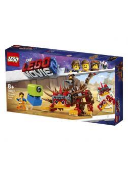 Конструктор LEGO Movie Ультра-Киса и воин Люси
