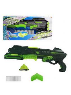 Мегабластер с 14 мягкими снарядами и аксессуарами PT-00807 / ABtoys