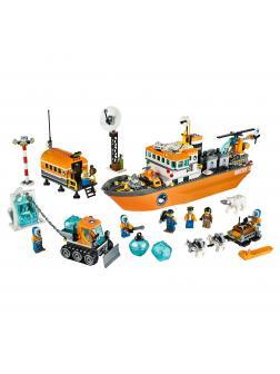Конструктор Bl «Арктический ледокол» 10443 (City 60062) / 760 деталей