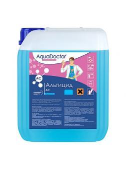 АЛЬГИЦИД НЕПЕНЯЩИЙСЯ, 5л канистра, жидкость для борьбы с водорослями (AC-5)