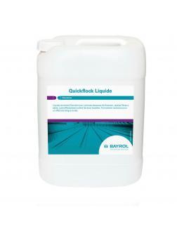 КУИКФЛОК (Quickflock), 20 л канистра, жидкость для удаления мелких частиц грязи из воды