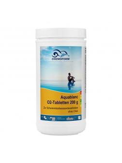 Аквабланк О2 Таблетки (200 г), 1 кг