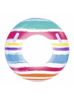 Надувной круг 91см