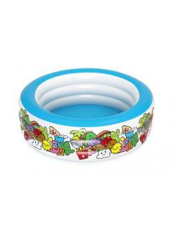 Детский надувной бассейн 152х51см