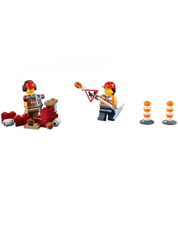 Конструктор «Уборочная техника» 10651 (City 60152) / 323 детали