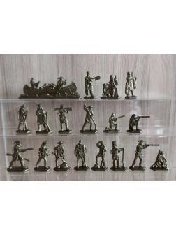 Набор солдатиков «Траперы. Охотники» 3243000 /  Бронзовый