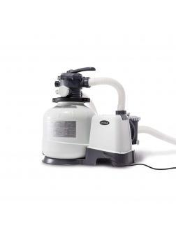 Хлоргенератор (система морской воды) с песч. фил.-нас. 7.9м3/ч, резервуар для песка 35кг