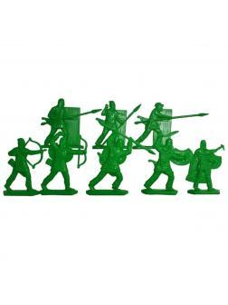 Набор солдатиков «Персы» 1771000 / Зеленый