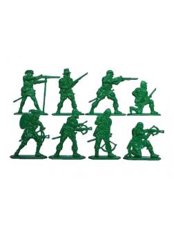 Набор солдатиков «Конкистадоры» 8310000 / Зеленый