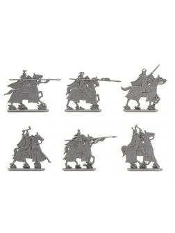 Набор солдатиков «Тевтоны» 3061000 / Серый