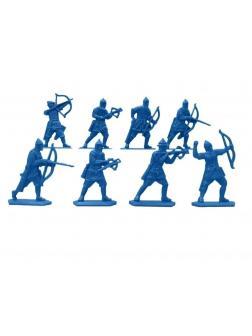 Набор солдатиков «Стрелки» 3043000 / Синий